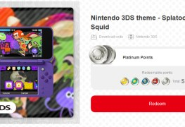 nintendo 3ds theme - splatoon: fresh squid walk through Nintendo 3DS theme – Splatoon: Fresh Squid Walk Through 3DS Splatoon theme