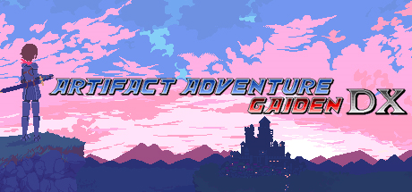 Artifact Adventure Gaiden DX 1