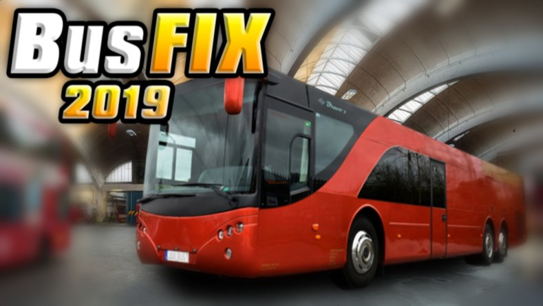 Bus Fix 2019 (Switch) Review Bus Fix 2019 01 press material