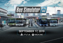bus simulator coming to consoles in september 2019 Bus Simulator coming to consoles in September 2019 Bus Simulator