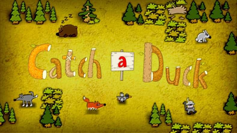 Catch a Duck 01 press material