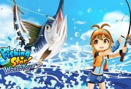 fishing star world tour will support nintendo labo Fishing Star World Tour will support Nintendo Labo Fishing Star World Tour