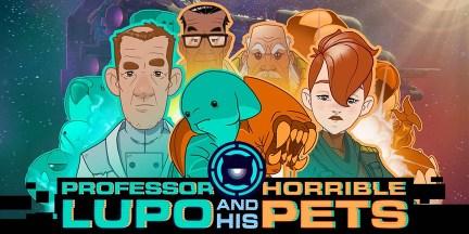 my profile My Profile Professor Lupo and his Horrible Pets