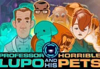 Professor Lupo and his Horrible Pets (Switch) Review Professor Lupo and his Horrible Pets