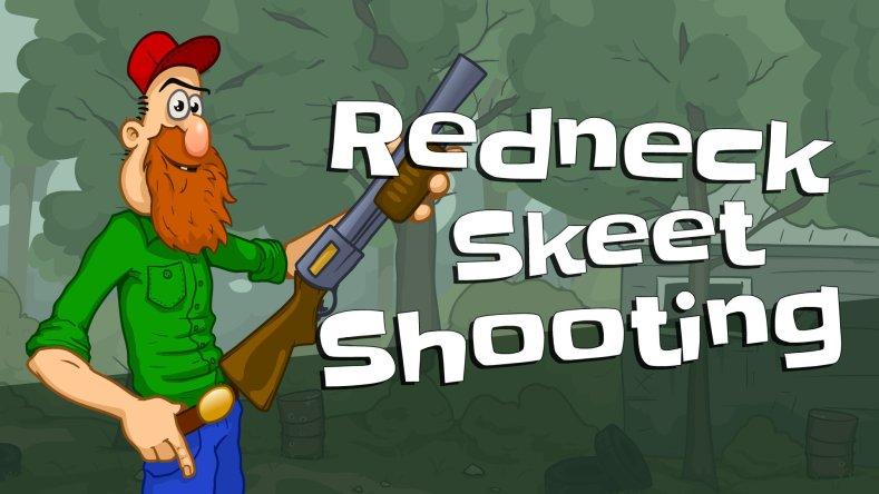 redneck skeet shooting (switch) review Redneck Skeet Shooting (Switch) Review Redneck Skeet Shooting 01 press material