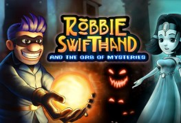Robbie Swifthand and the Orb of Mysteries (Switch) Review Robbie Swifthand and the Orb of Mysteries 1