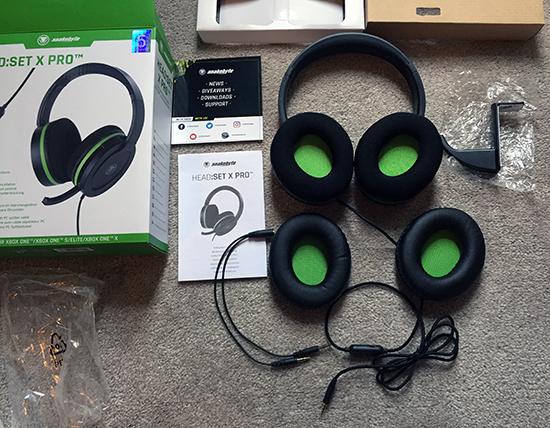 SnakeByte HeadSet X Pro All Ears