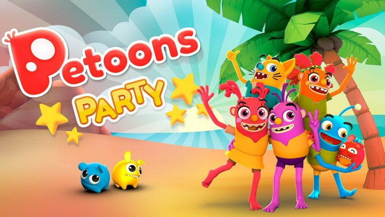 Petoons Party (PS4) Review Petoons Party