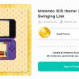 Nintendo 3DS theme: NES: Sword-Swinging Link walkthrough 3DS theme NES Sword Swing Link