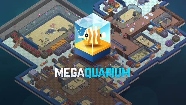 Grow an aquarium when Megaquarium releases on console mid-Oct Megaquarium