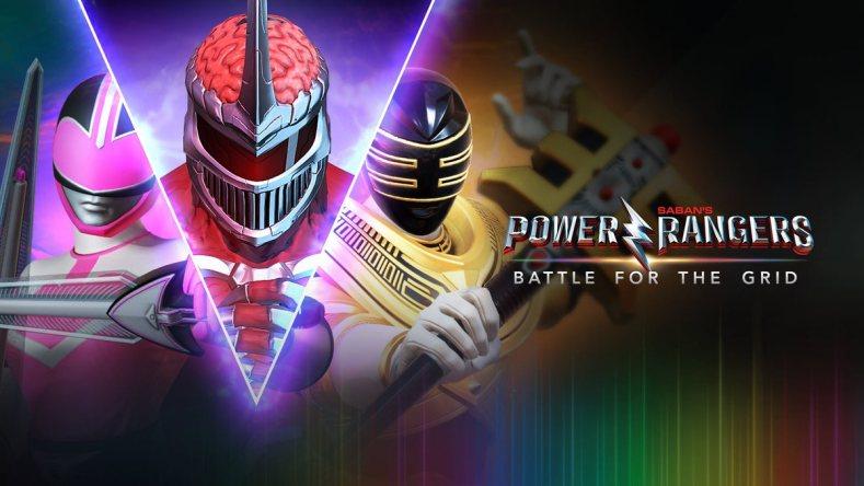 mygamer visual cast - power rangers: battle for the grid (pc) MyGamer Visual Cast – Power Rangers: Battle for the Grid (PC) Power Rangers Battle for the Grid