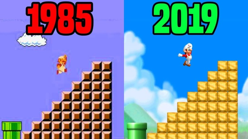 re-releases, remasters, and the retro gaming A thought on Re-releases, Remasters, and the Retro mario 1024x576