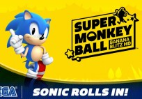 sonic joins the cast of super monkey ball: banana blitz hd Sonic joins the cast of Super Monkey Ball: Banana Blitz HD Super Monkey Ball Sonic