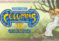 SEGA AGES Columns II The Voyage Through Time (Switch) Review columnsII main