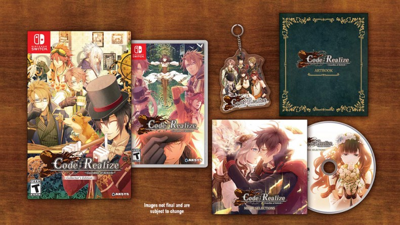 Code Realize Switch