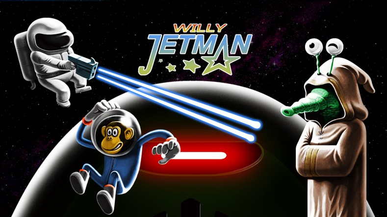 Willy Jetman AstromonkeyRevenge