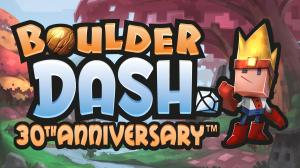 Boulder Dash 30th Anniv