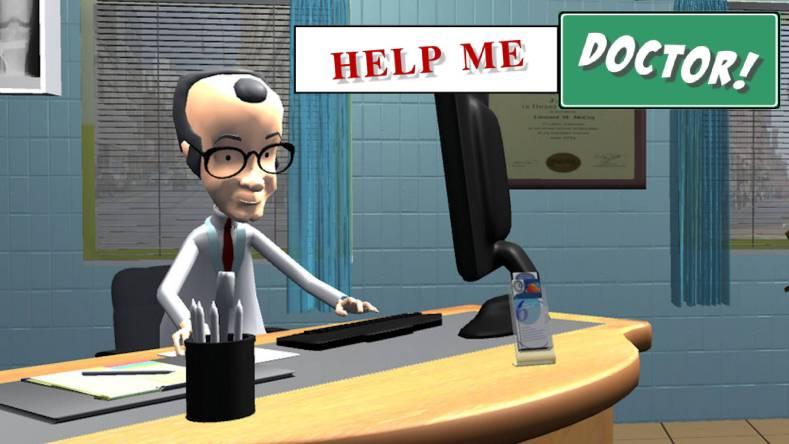 Help Me Doctor 01