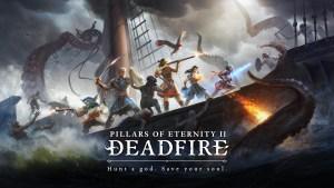 Pillars of eternity II Deadfire banner