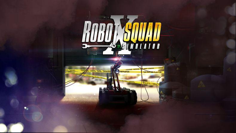 Robot Squad Simulator X 01 press material