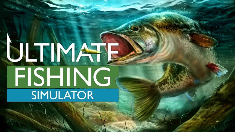 Ultimate Fishing Simulator 01 press material scaled