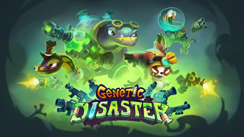 genetic disaster switch hero