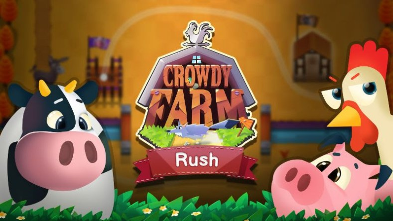 Crowdy Farm Rush 1