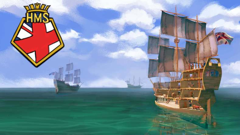 Her Majestys Ship 01 press material