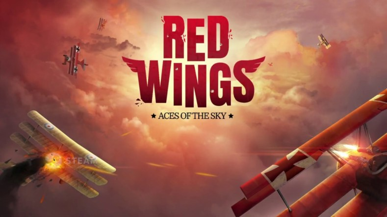 Red Wings ACes in the Sky