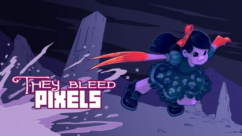 They Bleed Pixels 1