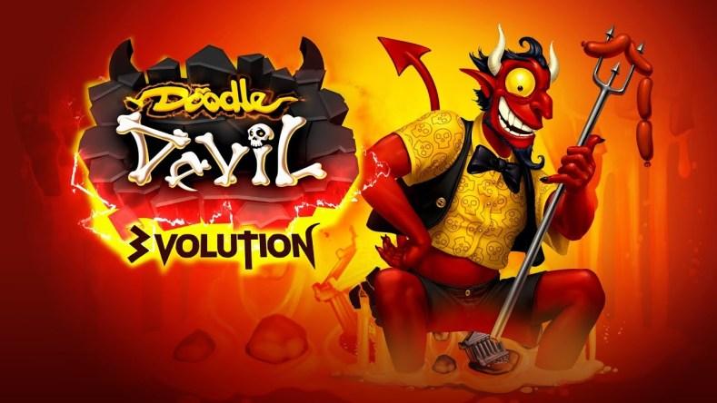 Doodle Devil 3volution