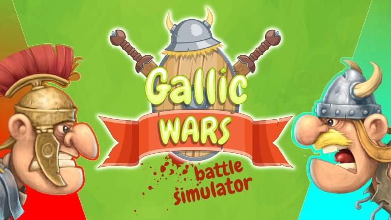 Gallic Wars Battle Simulator 01 press material