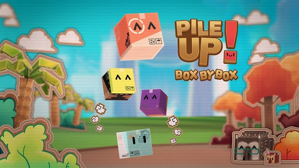 Pile Up Box by Box 1