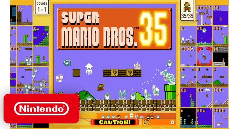 Super Mario 35