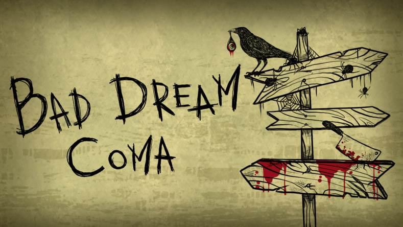 Bad Dream Coma 01 press material