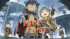 Made in Abyss Binary Star Falling into Darkness