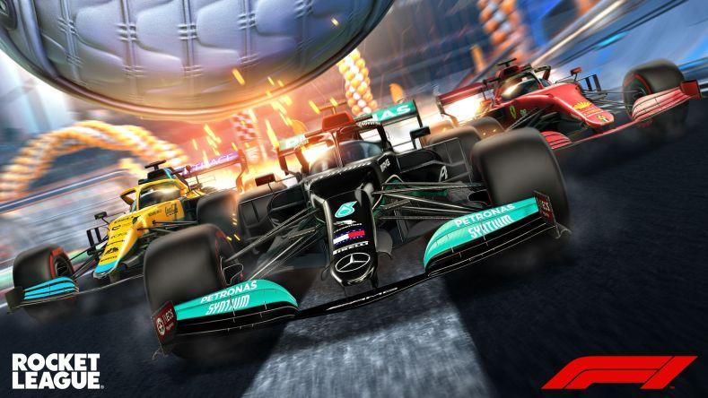 Rocket League F1