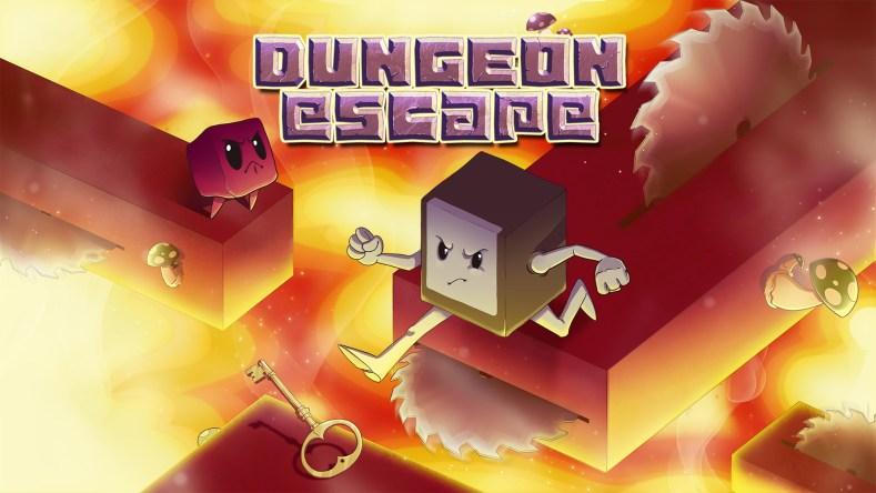 DungeonEscape Artwork EN