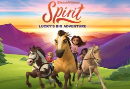 Spirit Luckys Big Adventure