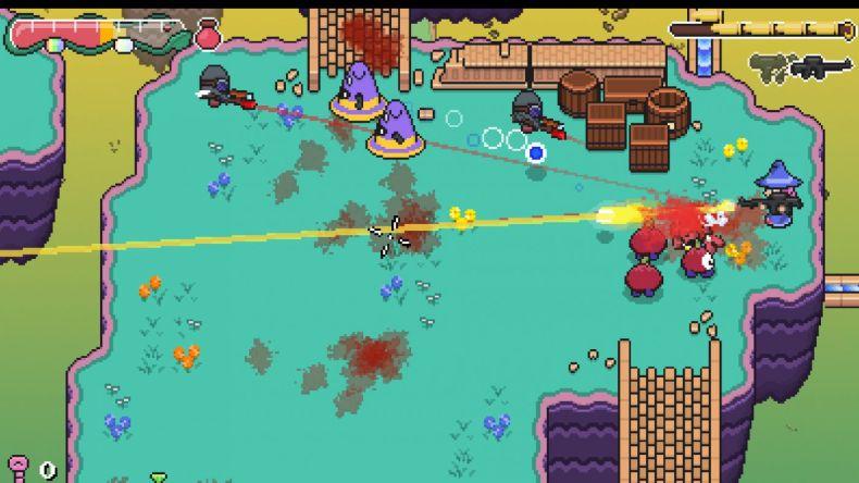 Trigger Witch screenshot 01