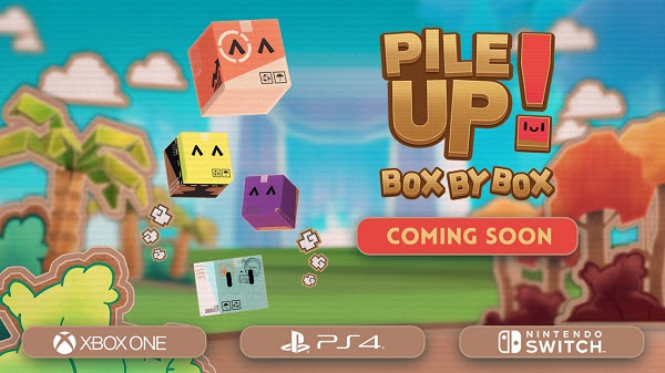 Pile Up Box by
