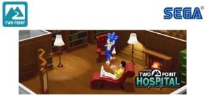 Two Point Hosptial Sonic Sega