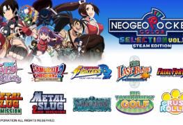 Neogeo Pocket Color Vol1 Steam Edition