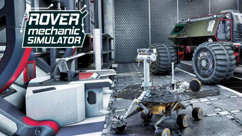 Rover Mechanic Simulator 01 press material