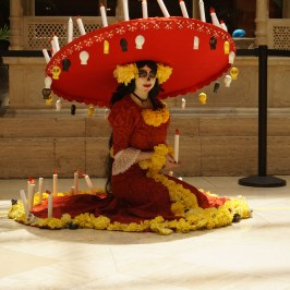 La Muerte from The Book of Life at A-Kon 27