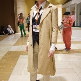 Daiza from Bungou Stray Dogs at A-Kon 27