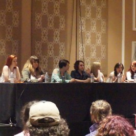Women of Voice Acting at A-Kon 27