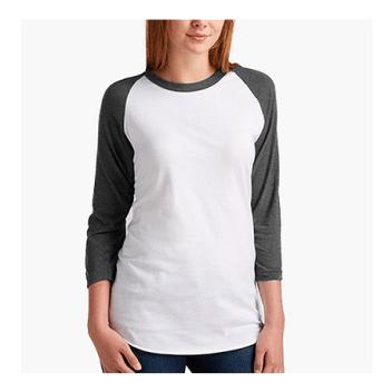 Women's 3/4 sleeve shirts