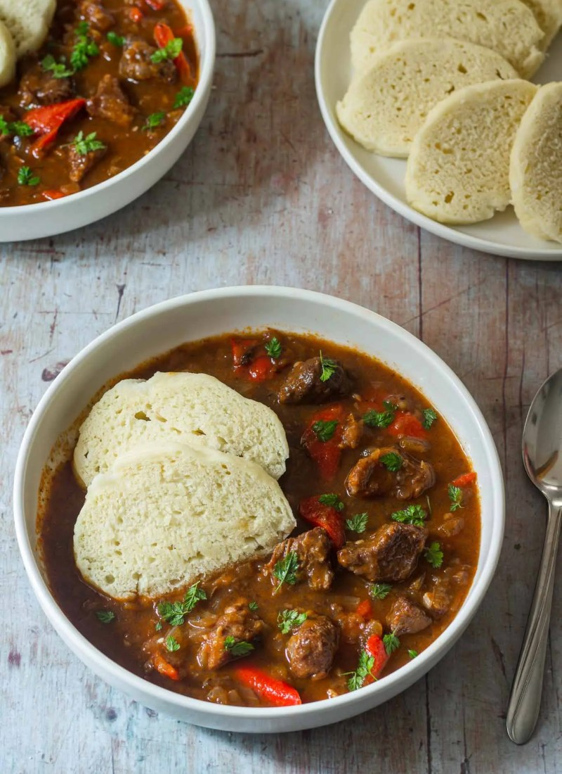 Goulash with Paprika
