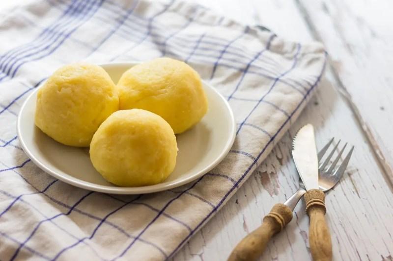 Potato Dumplings Bavaria-style